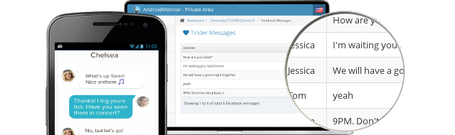 Spy on Tinder - Use Tinder Monitor to See Their Tinder Messages and Matches | AndroidMonitor
